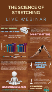 The Science of Stretching Live Webinar